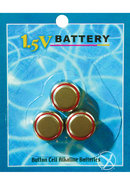 1.5v Watch Battery 3 Pack